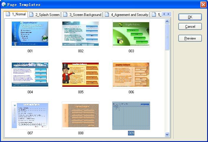 بوابة بدر: برنامج اسطوانات ذاتية الاقلاع Longtion AutoRun Enterprise 13.1.0.351,2013 template.jpg